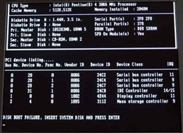 ARE YOU SEEING STRANGE COMPUTER MESSAGES?